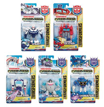 Image: Transformers Cyberverse Warrior Action Figure Assortment 201902  - Hasbro Toy Group