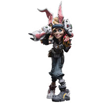 Image: Borderlands 3 Mini-Epics Vinyl Figure: Tiny Tina  - Weta Workshop Ltd