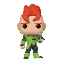 Image: Pop! Animation Vinyl Figure: Dragonball Z - Andriod 16  - Funko