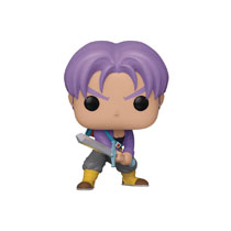 Image: Pop! Animation Vinyl Figure: Dragonball Z - Trunks  - Funko
