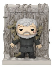 Image: Pop! Deluxe Game of Thrones Vinyl Figure: Hodor Holding the Door  - Funko