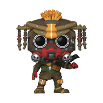 Image: Pop! Games Vinyl Figure: Apex Legends - Bloodhound  - Funko