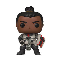 Image: Pop! Games Vinyl Figure: Apex Legends - Gibraltar  - Funko