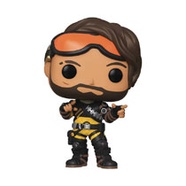 Image: Pop! Games Vinyl Figure: Apex Legends - Mirage  - Funko