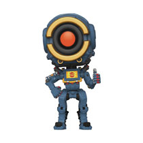 Image: Pop! Games Vinyl Figure: Apex Legends - Pathfinder  - Funko