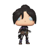 Image: Pop! Games Vinyl Figure: Apex Legends - Wraith  - Funko