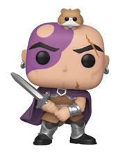 Image: Pop! Games Vinyl Figure: Dungeons & Dragons - Minsc & Boo  - Funko