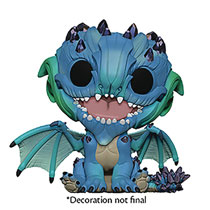 Image: Pop! Games Vinyl Figure: Guild Wars 2 - Baby Aurene  - Funko