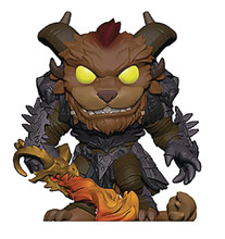 Image: Pop! Games Vinyl Figure: Guild Wars 2 - Rylock  - Funko
