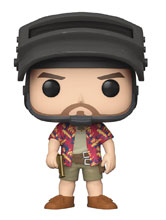 Image: Pop! Games Vinyl Figure: PUBG - Hawaiian Shirt Guy  - Funko