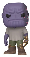 Image: Pop! Marvel Vinyl Figure: Avengers Endgame - Thanos in the Garden  - Funko