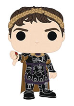 Image: Pop! Movies Vinyl Figure: Gladiator - Commodus  - Funko
