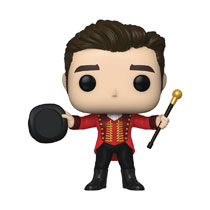 Image: Pop! Movies Vinyl Figure: Greatest Showman - Part Barnum  - Funko