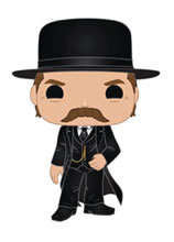 Image: Pop! Movies Vinyl Figure: Tombstone - Wyatt Earp  - Funko