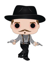 Image: Pop! Movies Vinyl Figure: Tombstone - Doc Holliday  - Funko