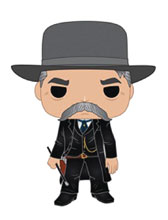 Image: Pop! Movies Vinyl Figure: Tombstone - Virgil Earp  - Funko