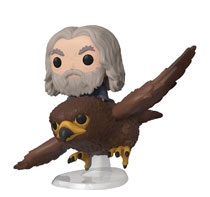 Image: Pop! Rides Vinyl Figure: Lord of the Rings - Gwaihir  (w/Gandalf) - Funko