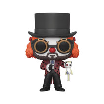 Image: Pop! TV Vinyl Figure: La Casa De Papel - Professor O Clown  - Funko