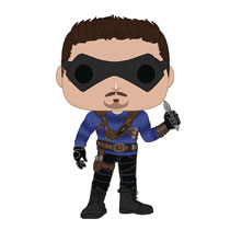 Image: Pop! TV Vinyl Figure: Umbrella Academy - Diego Hargreeves  - Funko