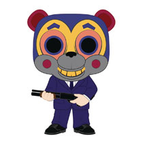 Image: Pop! TV Vinyl Figure: Umbrella Academy - Hazel  (w/Mask) - Funko