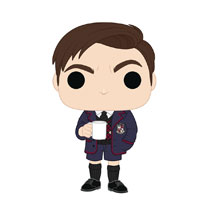 Image: Pop! TV Vinyl Figure: Umbrella Academy - Number Five  (w/Chase) - Funko