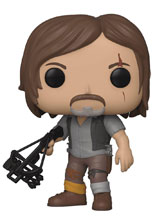 Image: Pop! TV Vinyl Figure: Walking Dead - Daryl  - Funko