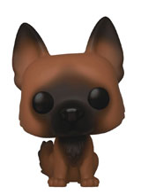 Image: Pop! TV Vinyl Figure: Walking Dead - Dog  - Funko