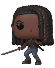 Image: Pop! TV Vinyl Figure: Walking Dead - Michonne  - Funko