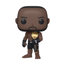 Image: Pop! UFC Vinyl Figure: Jon Jones  - Funko