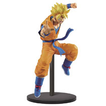 Image: Dragon Ball Legends Collab Figure: Son Gohan  - Banpresto