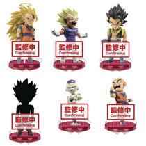 Image: Dragon Ball Legends Collab World V2 6-Piece Blind Mystery Box Figure Assortment  - Banpresto