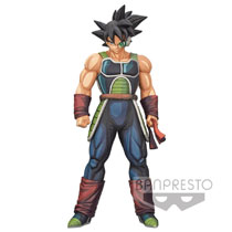 Image: Dragon Ball Z Manga Dimension Figure: Bardock  - Banpresto