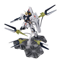 Image: Chars Counterattack Nu Gundam Fin Funnel Model Kit  (1/144 scale) - Bandai Hobby