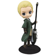 Image: Harry Potter Quidditch Q-Posket Figure: Draco Malfoy V1  - Banpresto