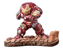 Image: Avengers Age of Ultron Statue: EA-017 Hulkbuster  - Beast Kingdom Co., Ltd