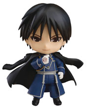 Image: Fullmetal Alchemist Nendoroid Action Figure: Roy Mustang  - Good Smile Company