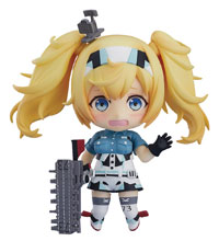 Image: Kantai Kancolle Collection Nendoroid Action Figure: Gambier Bay  - Good Smile Company