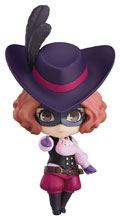 Image: Persona 5 Nendoroid Action Figure: Haru Okumura  (Phantom Thief version) - Good Smile Company