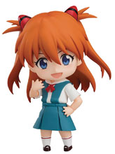 Image: Rebuild of Evangelion Nendoroid Action Figure: Asuka Shikinami Langley  - Good Smile Company