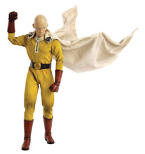 Image: One Punch Man Season 2 Figure: Saitama  (deluxe edition) (1/6 scale) - Three A Trading Company Ltd
