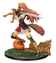 Image: The Rising of the Shield Hero Ani Statue: Raphtalia  - Kotobukiya