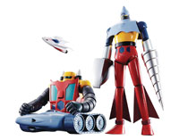 Image: Getter Robo GX-91 Getter 2&3 DC Soul of Chogokin  (Anime version) - Tamashii Nations