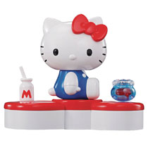 Image: Hello Kitty Chogokin 45th Anniversary Figure: Hello Kitty  - Tamashii Nations