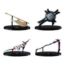 Image: Fate / Grand Order Absolute Demonic Front Mini Prop 8-Piece Blind Mystery Box Display  - Bandai Hobby