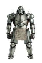 Image: FMA Brotherhood Figure: Alphonse Elric  (Retail edition) (1/6 scale) - Three A Trading Company Ltd