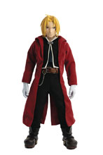 Image: FMA Brotherhood Figure: Edward Elric  (Retail edition) (1/6 scale) - Three A Trading Company Ltd