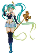 Image: Hatsune Miku GT Project Racing Miku PVC Figure  (2018 Summer version) (1/7 scale) - Max Factory