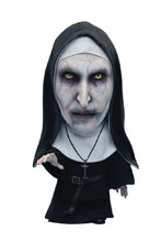 Image: The Nun Defo Real Soft Vinyl Statue: Valak Closed Mouth  (deluxe) - Star Ace Toys Limited