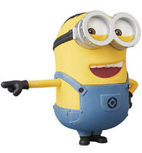 Image: Despicable Me UDF Figure: Dave  - Medicom Toy Corporation