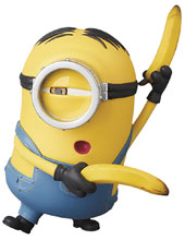 Image: Despicable Me UDF Figure: Stuart  - Medicom Toy Corporation